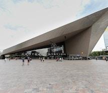 Regus Express - Rotterdam, Central NS International - Regus Express profile image