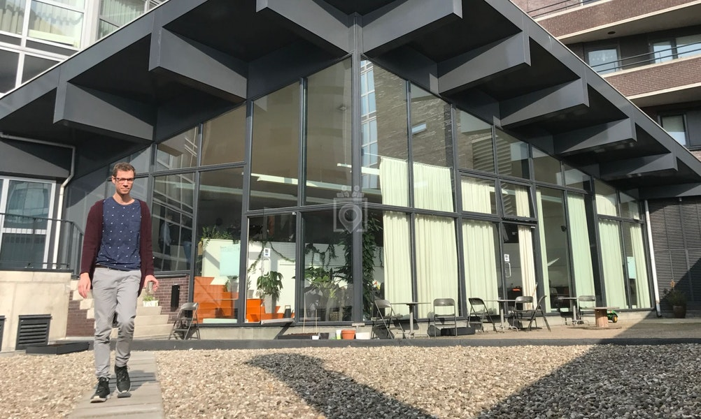 Rotterdam Progress Bar, Rotterdam