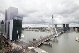 Tribes Rotterdam Wilhelmina Tower, Schiedam