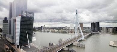 Tribes Rotterdam Wilhelmina Tower