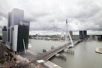 Tribes Rotterdam Wilhelmina Tower, Rotterdam