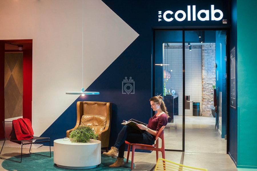 TSH Collab, Rotterdam