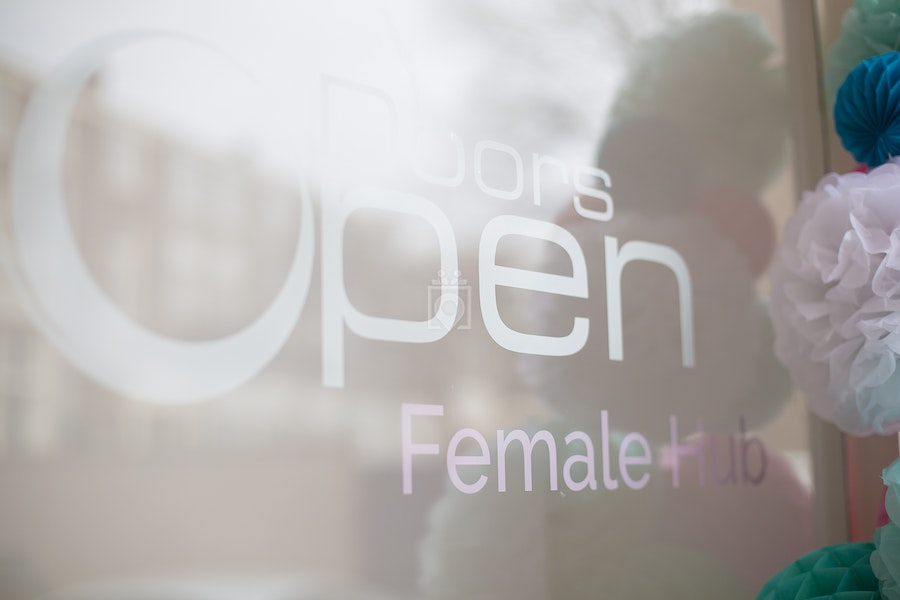 Doors Open Female Hub, The Hague