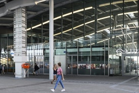 HNK - Utrecht Centraal Station, Utrecht