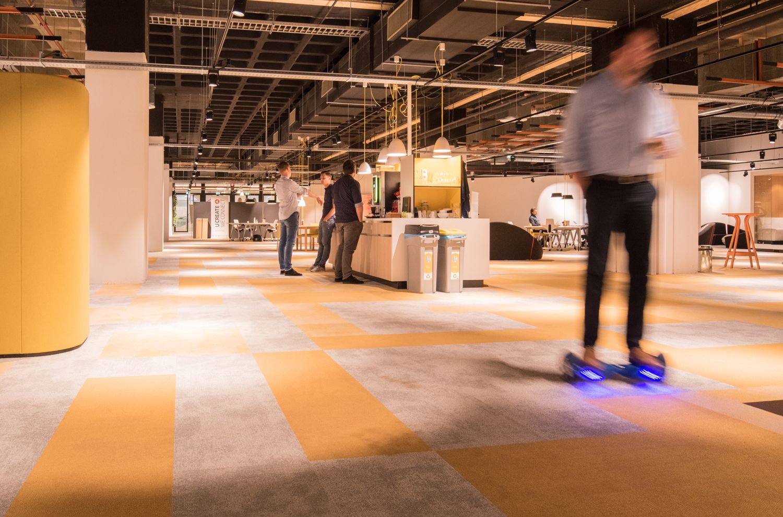 JIM (Jaarbeurs Innovation Mile), Utrecht