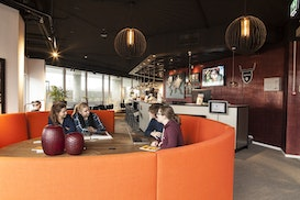 Tribes Utrecht Central Station, Bussum