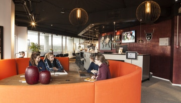 Tribes Utrecht Central Station image 1