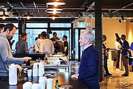 GridAKL Tech Cafe, Auckland