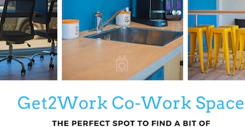 Get2Work Co Work Space profile image