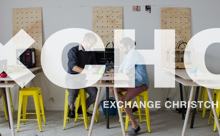 Exchange Christchurch, Christchurch