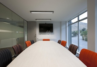 Shared and private office spaces image 2