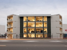 Shared and private office spaces, Christchurch