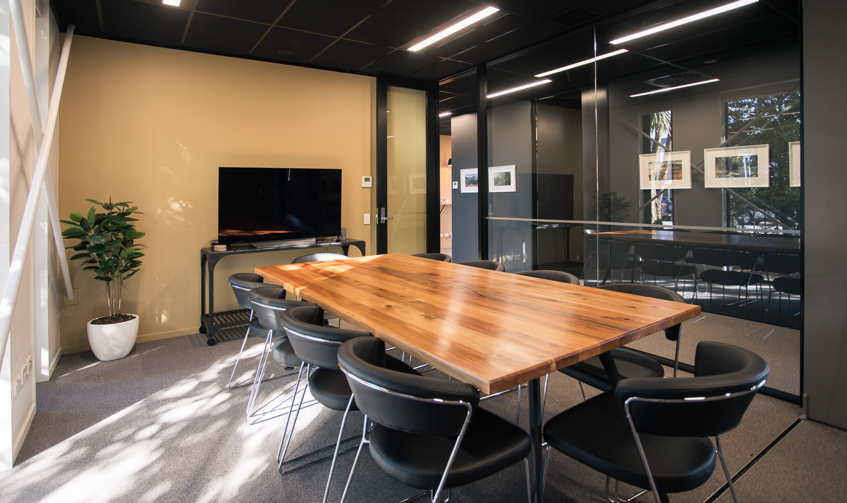 Transition Coworking Space, Christchurch