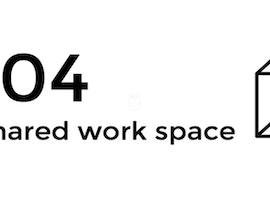 104 Shared work space, Dunedin