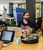 Coworking space on Stafford Street profile image
