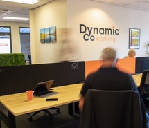 Dynamic Coworking Limited profile image