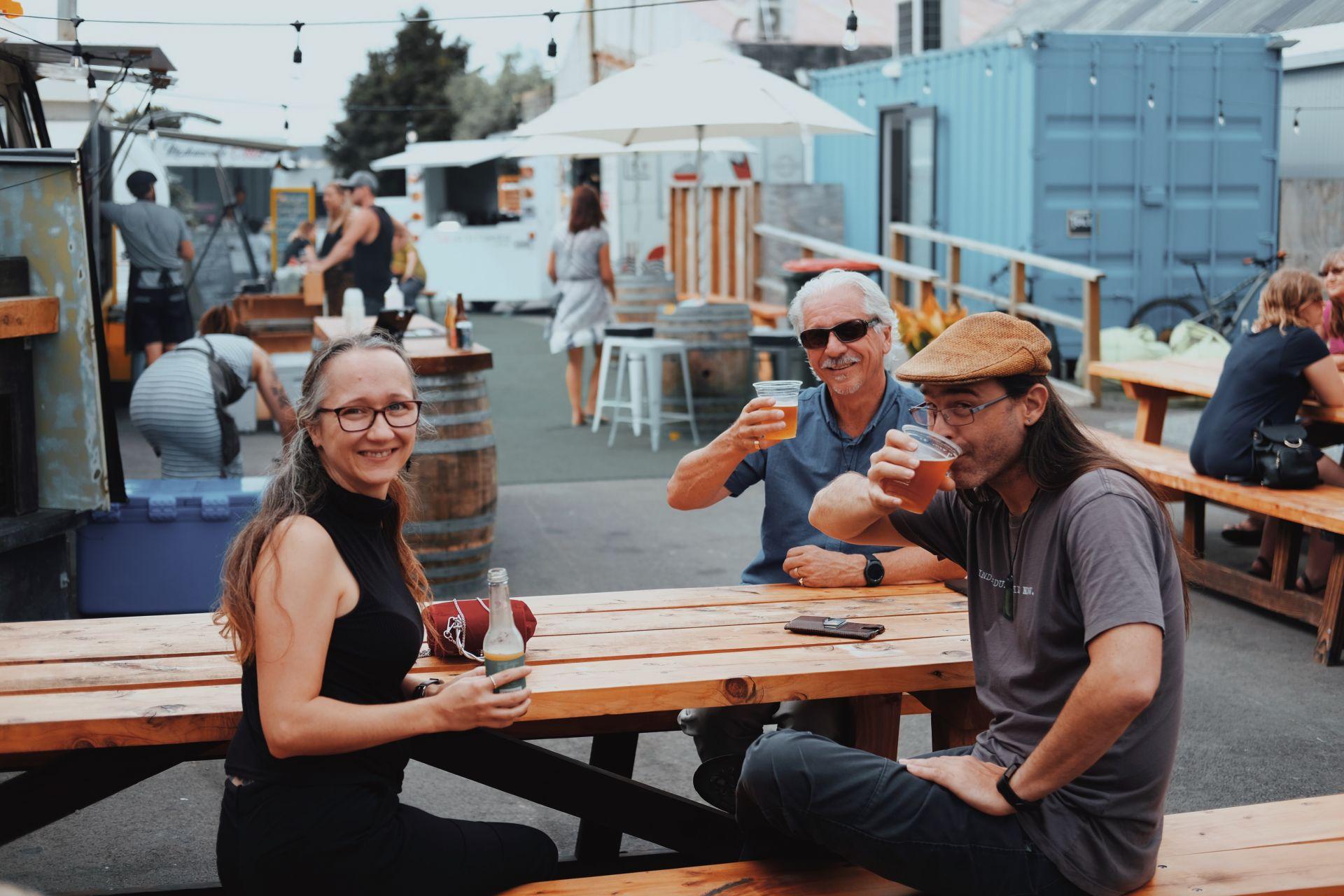 The Bridge Street Collective, Nelson