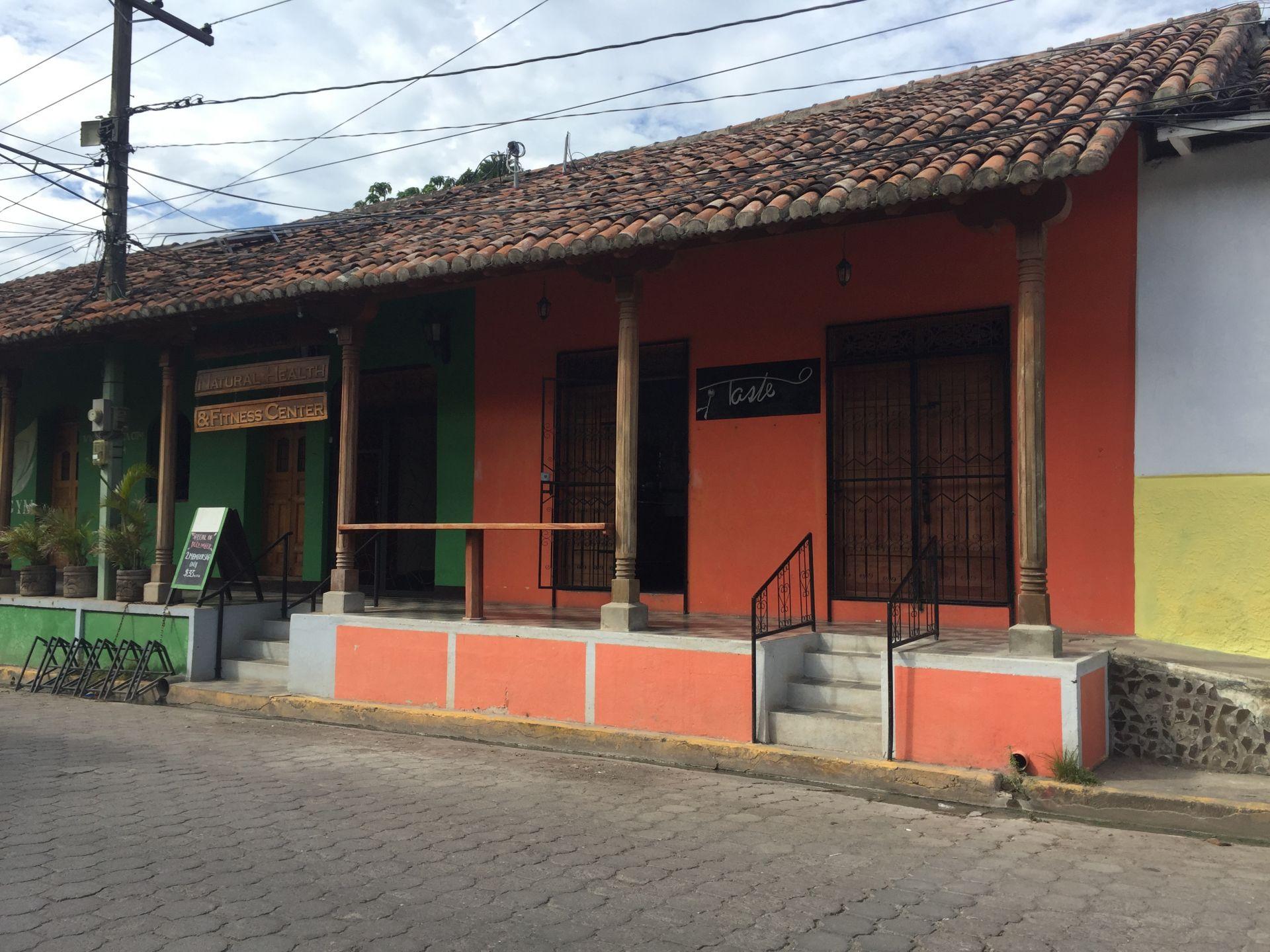 TASTE Building, Granada