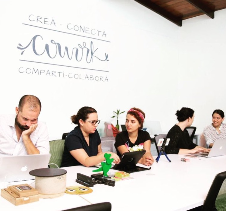 La Fábrica Coworking, Managua