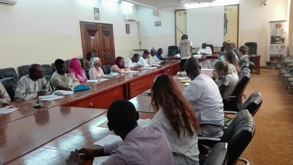 CIPMEN, Niamey