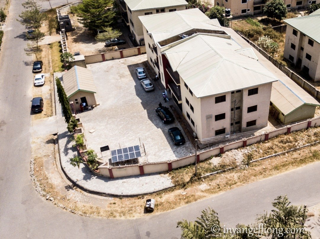 Harmony  Innovation Hub, Abuja