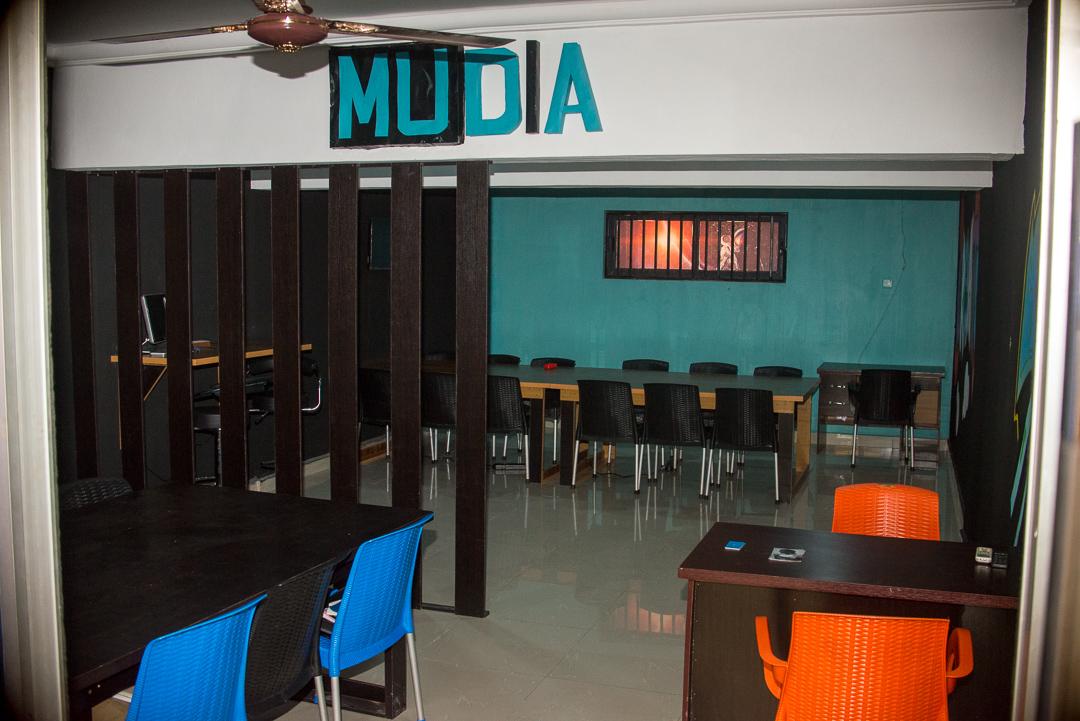 The MUDiA Hub, Benin City