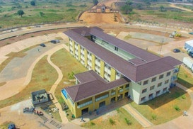 The Agora - Genesys Tech Hub, Enugu