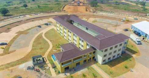 The Agora - Genesys Tech Hub, Enugu | coworkspace.com