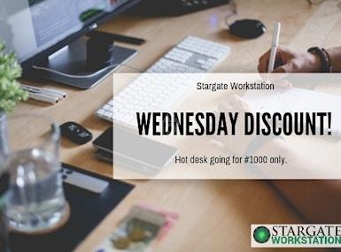 Stargate Workstation image 3
