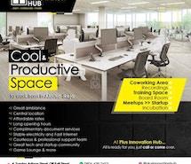 Plus Innovation Hub profile image