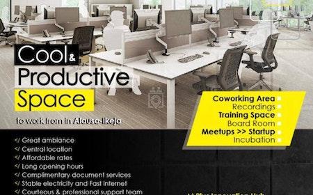 Plus Innovation Hub, Ikeja