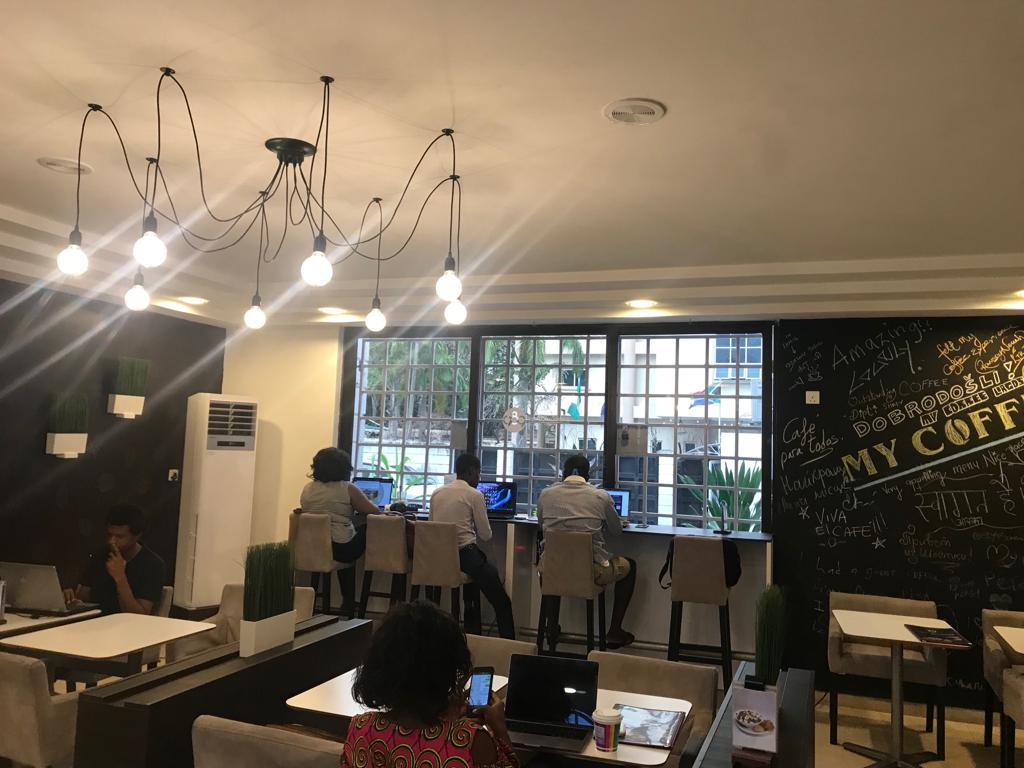 989 COWORKING, Lagos