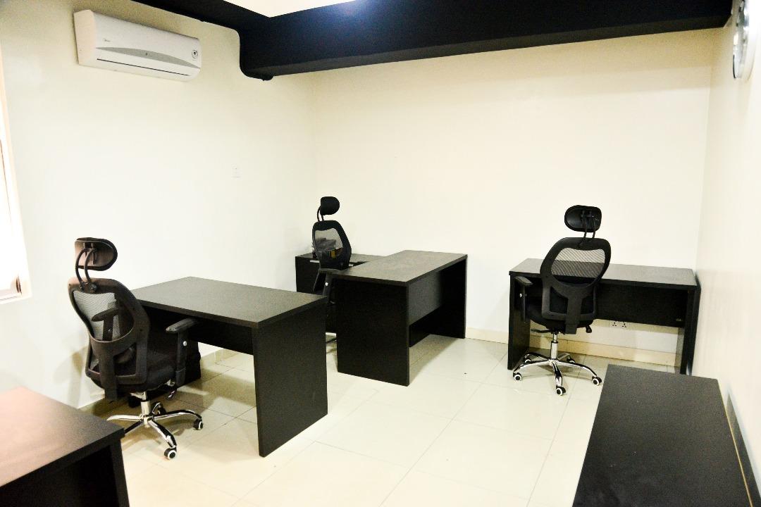 Agos Executive Business Lounge, Lagos