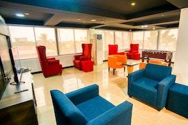 Agos Executive Business Lounge, Ikeja
