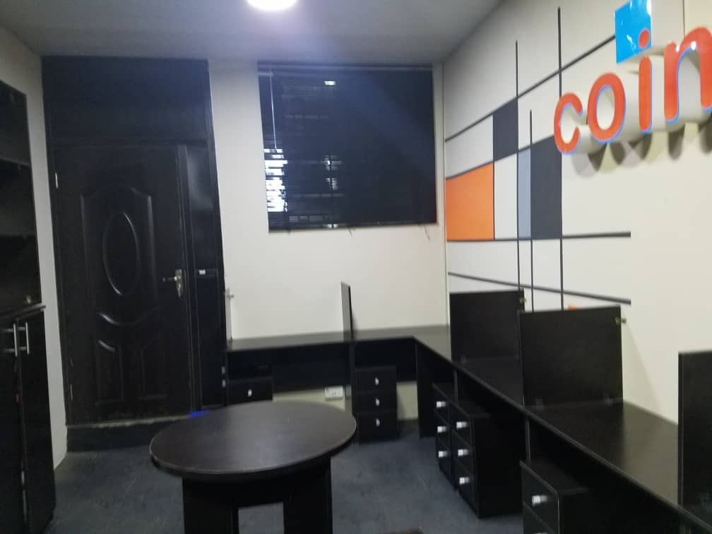 Coinbox Coworkspace, Lagos