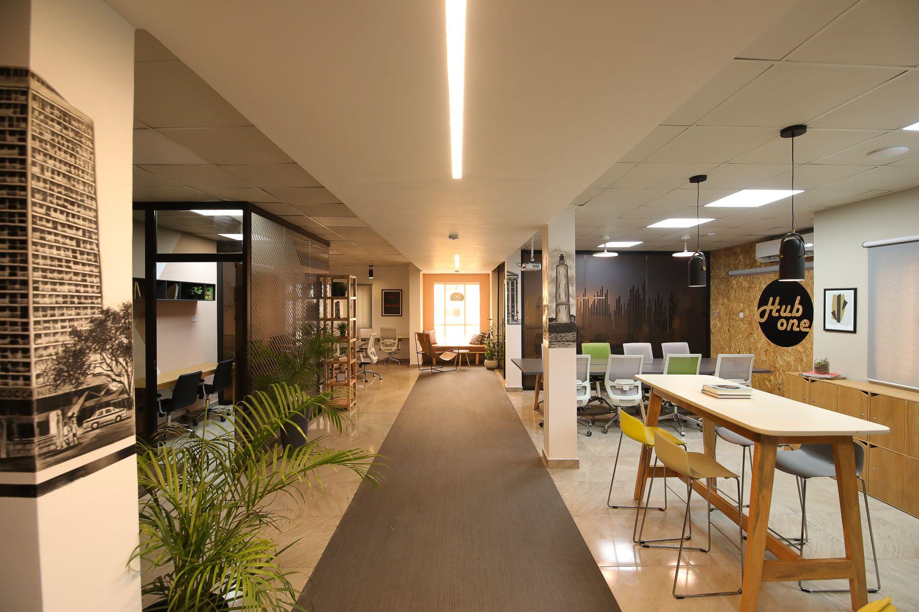 Hub One, Lagos