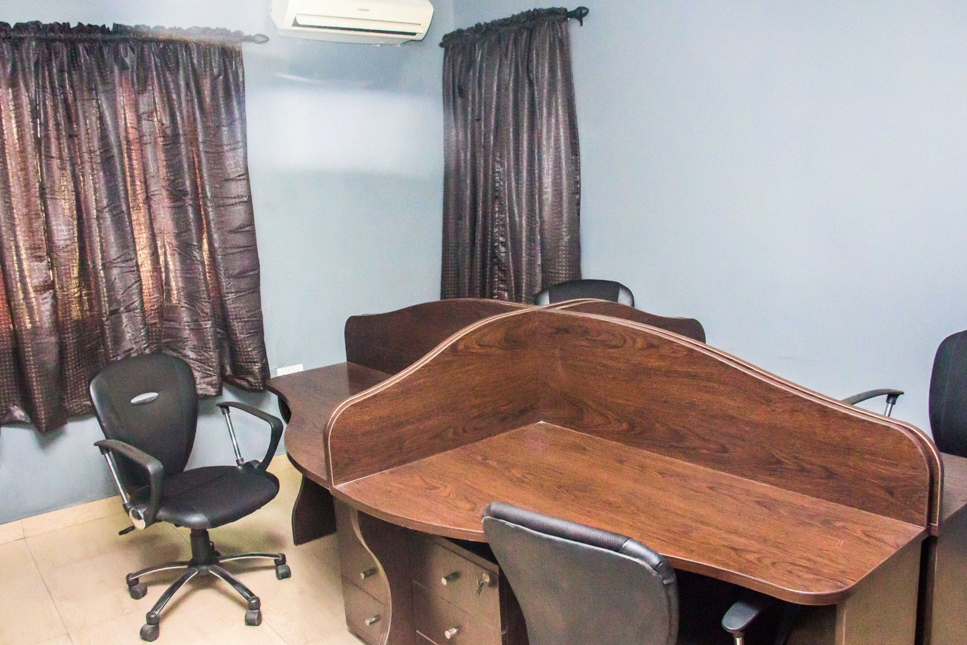 Mark Calthers Co-working Space, Lagos