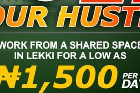 my worksuite, Lekki