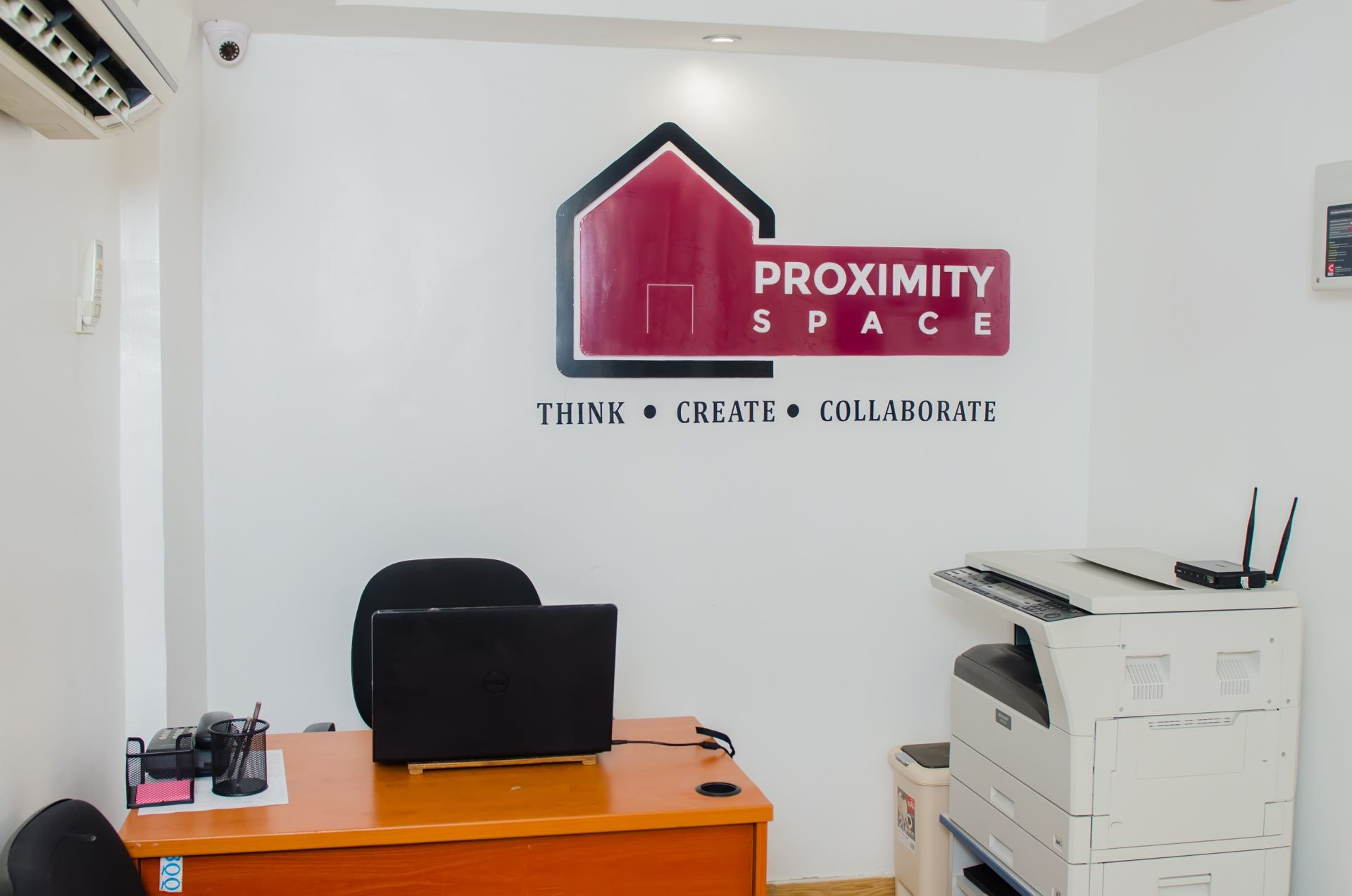 Proximity Space, Lagos