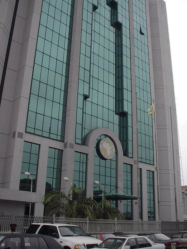 Regus Africa Reinsurance Building, Lagos