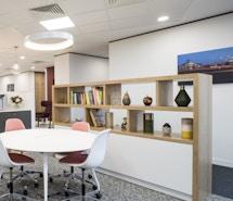 Regus Africa Reinsurance Building profile image
