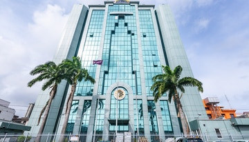 Regus - Lagos, Africa Reinsurance Building image 1