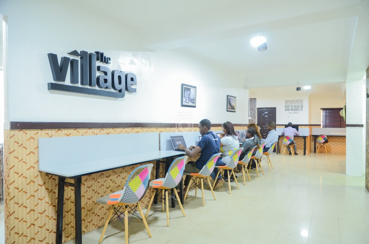 Image result for The Village coworking