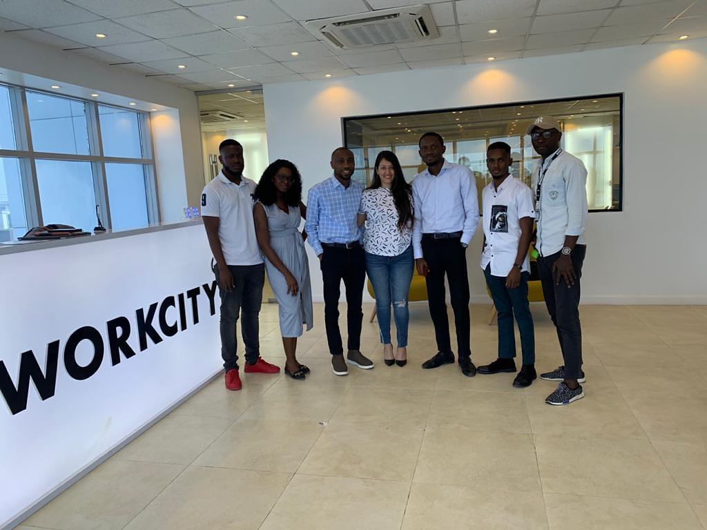 WORKCITY, Lagos