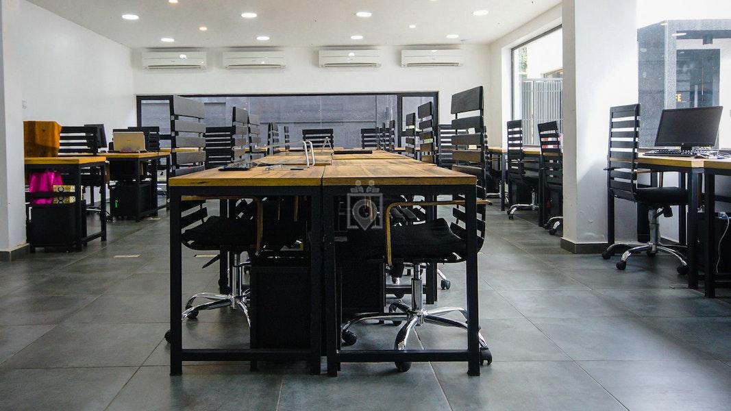 Workstation Bar Beach, Lagos