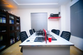 BVF Office Center, Lagos
