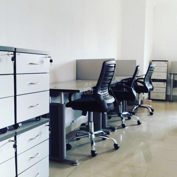 Deskyard coworking space - Techgyst