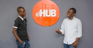 dHub profile image