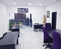 Coworking space on Ehule Lane, Ada George profile image