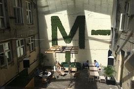 Mesh, Oslo